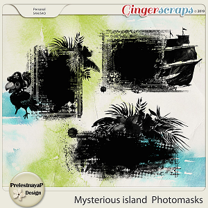 Mysterious island Photomasks
