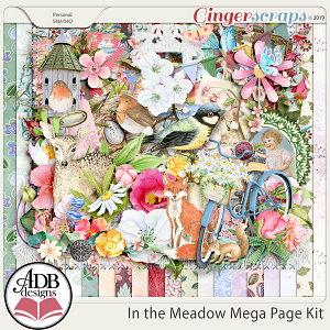 In the Meadow Mega Kit by ADB Designs