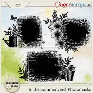 In the Summer yard Photomasks