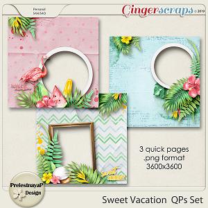 Sweet vacation QPs Set