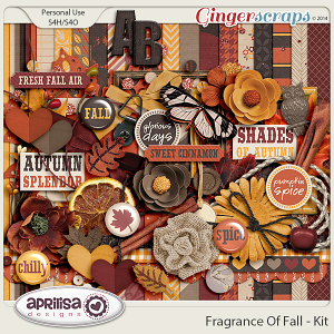 Fragrance Of Fall - Kit