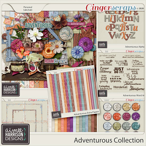 Adventurous Collection by Aimee Harrison