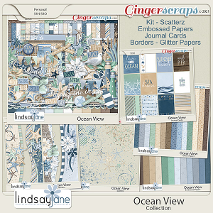 Ocean View Collection by Lindsay Jane