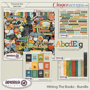 Hitting The Books - Bundle by Aprilisa Designs
