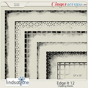 Edge It 12 by Lindsay Jane