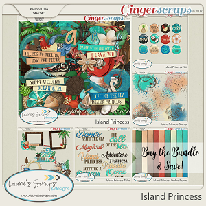 Island Princess Bundle