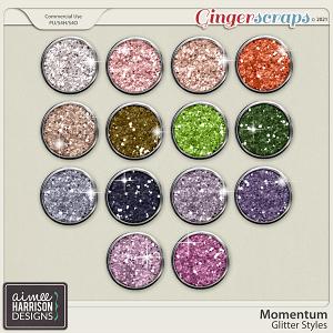 Momentum Glitters by Aimee Harrison