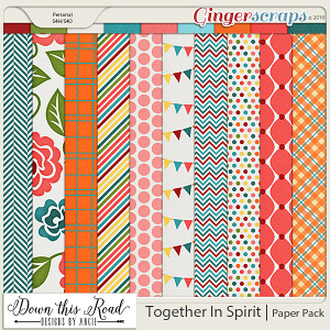 Together In Spirit | Paper Pack