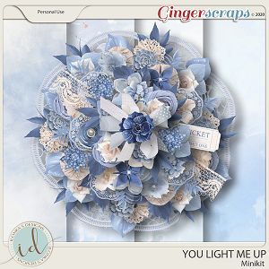 You Light Me Up Minikit by Ilonka's Designs