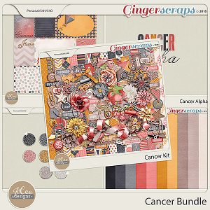 Cancer Bundle by JoCee Designs