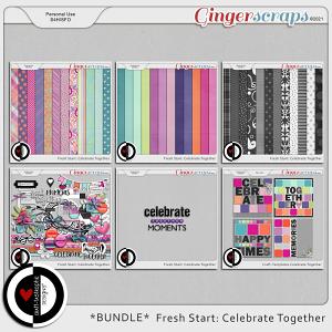 Fresh Start: Celebrate Together Bundle
