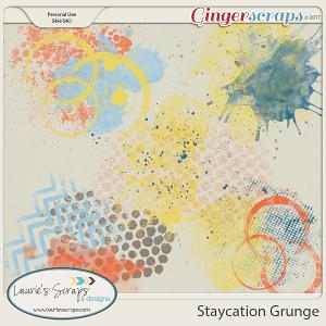 Staycation Grunge