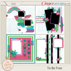 The Cherry On Top: To Be Free Templates