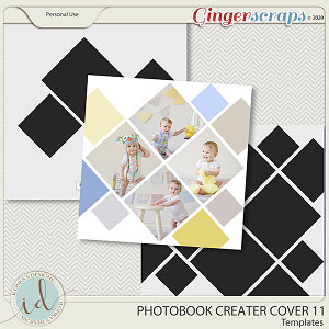Photobook Creater Cover 11 by Ilonka's Designs