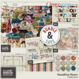 Headline News Collection by Aimee Harrison