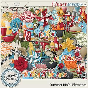 Summer BBQ - Elements