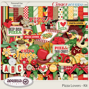 Pizza Lovers - Kit