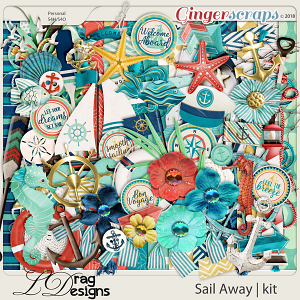 Sail Away by LDrag Designs