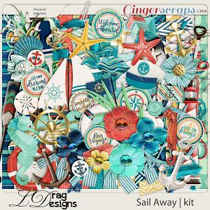 Sail Away by LDrag Designs