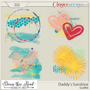 Daddy's Sunshine | Graffiti