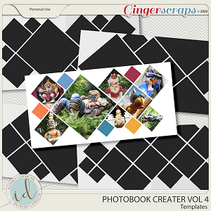 Photobook Creater Vol 4 by Ilonka's Designs