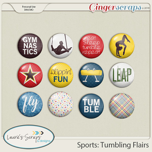 Sports: Tumbling Flairs