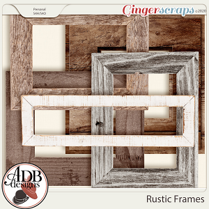 Heritage Resources Rustic Frames by ADB Designs