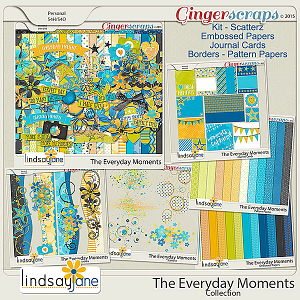 The Everyday Moments Collection by Lindsay Jane