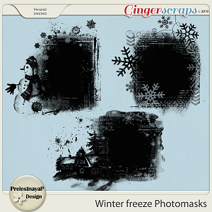 Winter freeze Photomasks