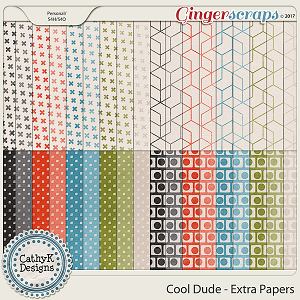 Cool Dude - Extra Papers