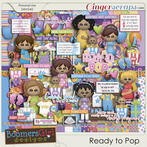 Ready to Pop by BoomersGirl Designs