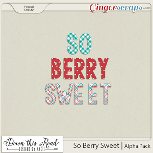 So Berry Sweet | Alpha Pack