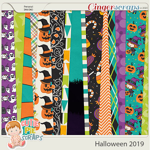 Halloween 2019-Papers