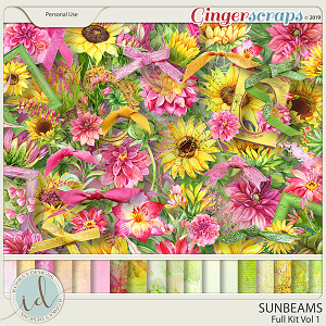 Sunbeams Vol 1 Full Kit by Ilonka's Designs