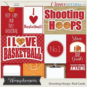 Shooting Hoops- Red cards