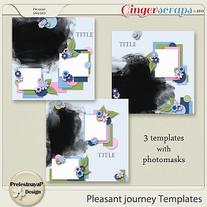 Pleasant journey Templates