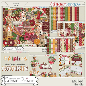 Mulled - Bundle by Connie Prince