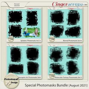 Special Photomasks Bundle [August 2021]
