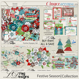 Festive Season: The Collection by LDragDesigns