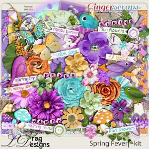Spring Fever by LDragDesigns