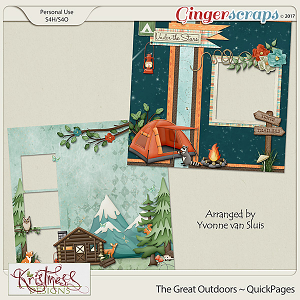 The Great Outdoors QuickPages