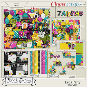 Let's Party - Bundle Pack