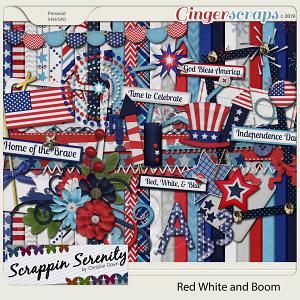 Red White Boom
