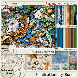 Nautical fantasy Bundle