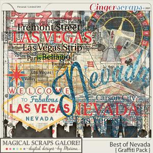 Best of Nevada (graffiti pack)