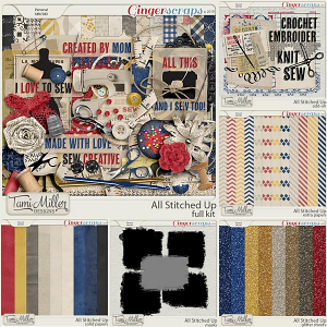 All Stitched Up Bundle by Tami Miller Designs