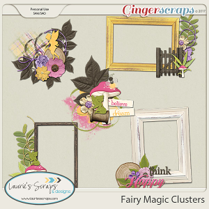 Fairy Magic Clusters
