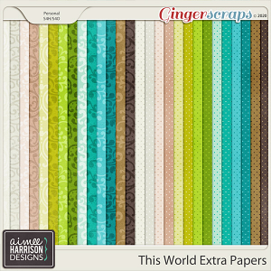 This World Extra Papers by Aimee Harrison