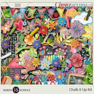 Chalk it Up Kit by Karen Schulz