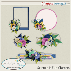 Science Is Fun Clusters